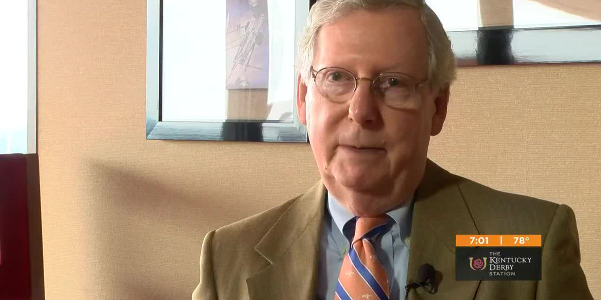 McConnell announces removal of deadly chemical weapons