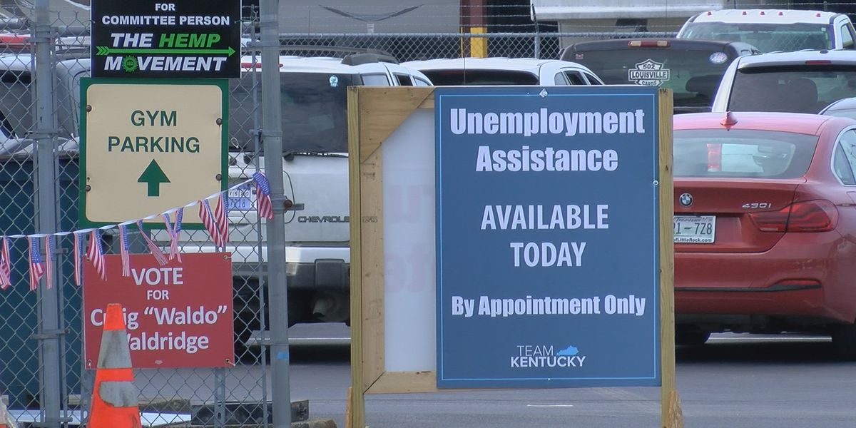 Thousands expected to seek help at Louisville unemployment site