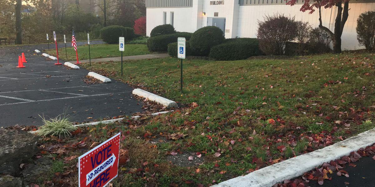 Locked ballot box causes issues at polling precinct