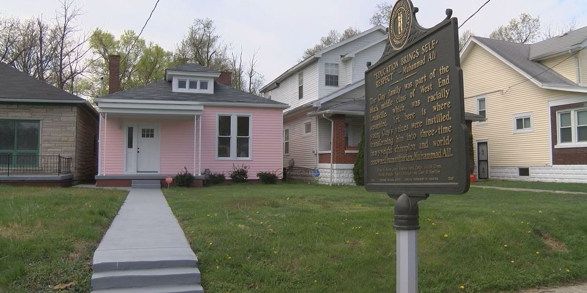 Campaign hopes to raise millions ahead of Muhammad Ali Childhood Home Museum opening