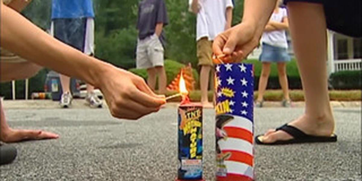 More fireworks in Americans' hands for July 4 raises risks