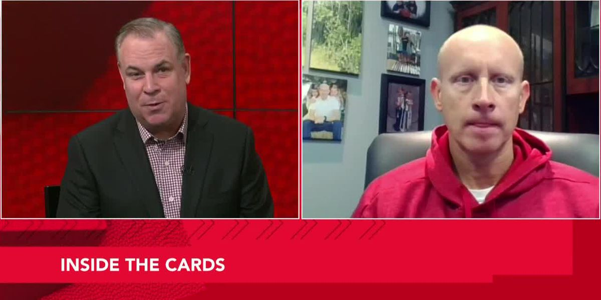 WATCH LIVE @ 12:30 : Inside the Cards, Jan. 23 2021