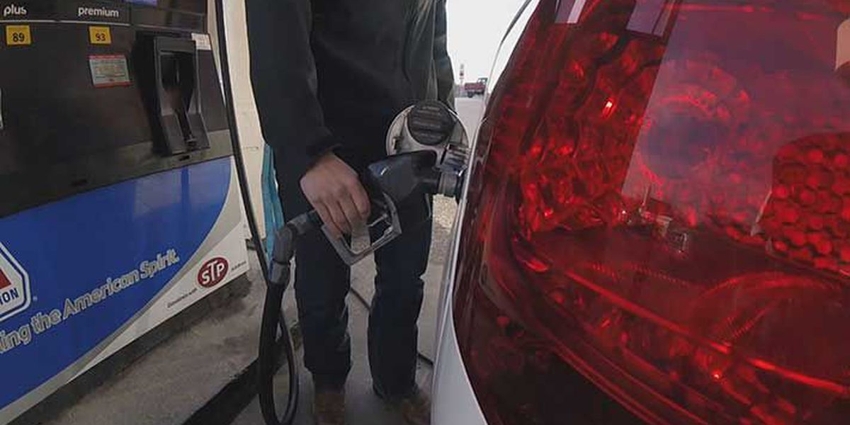 Gas prices in Kentucky drop, while prices soar in Indiana