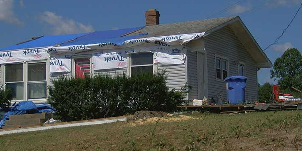 Community busy cleaning up one week after tornado