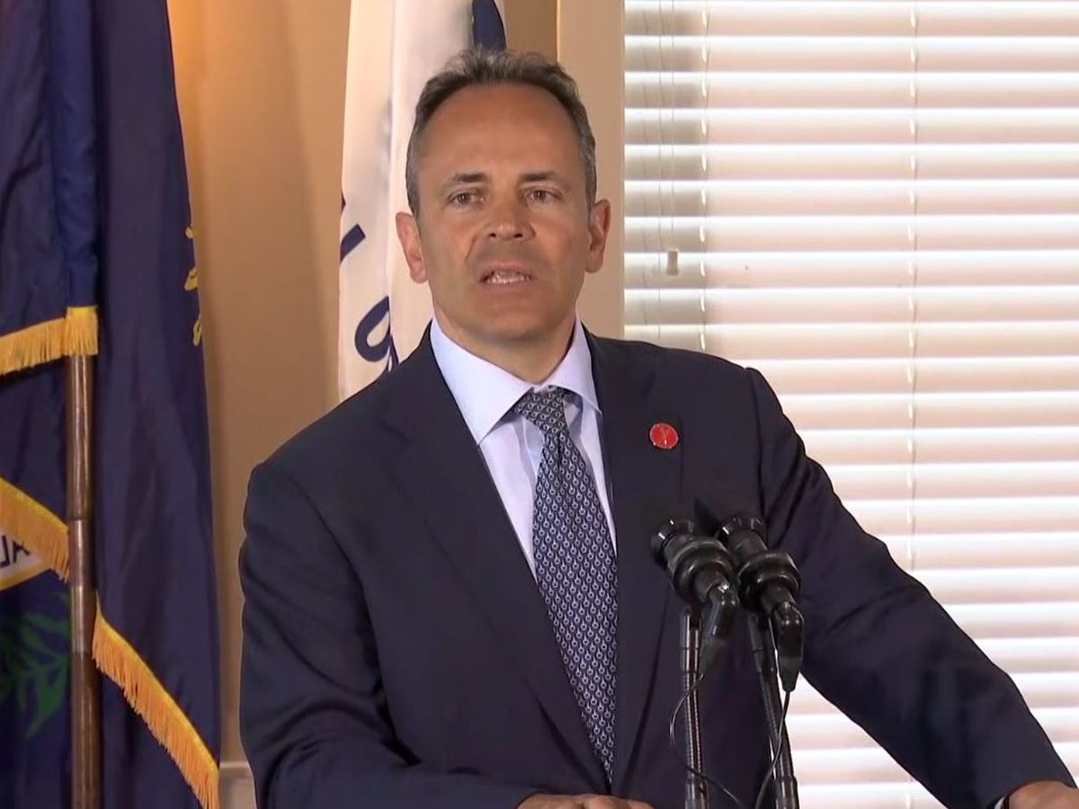 Kentucky Democrat Party files complaint over Bevin fundraiser 'scheme'