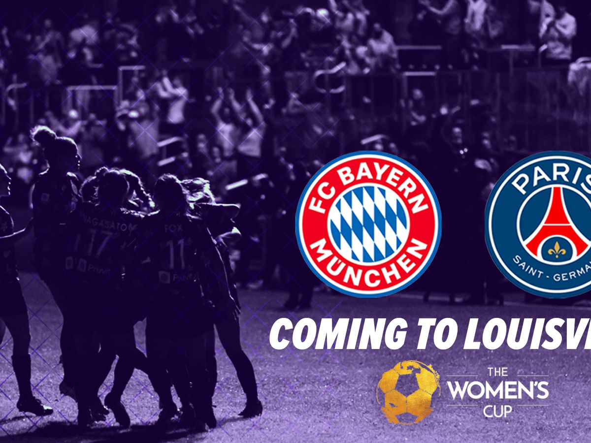 Racing Louisville, two international teams to compete in Women's Cup in Louisville