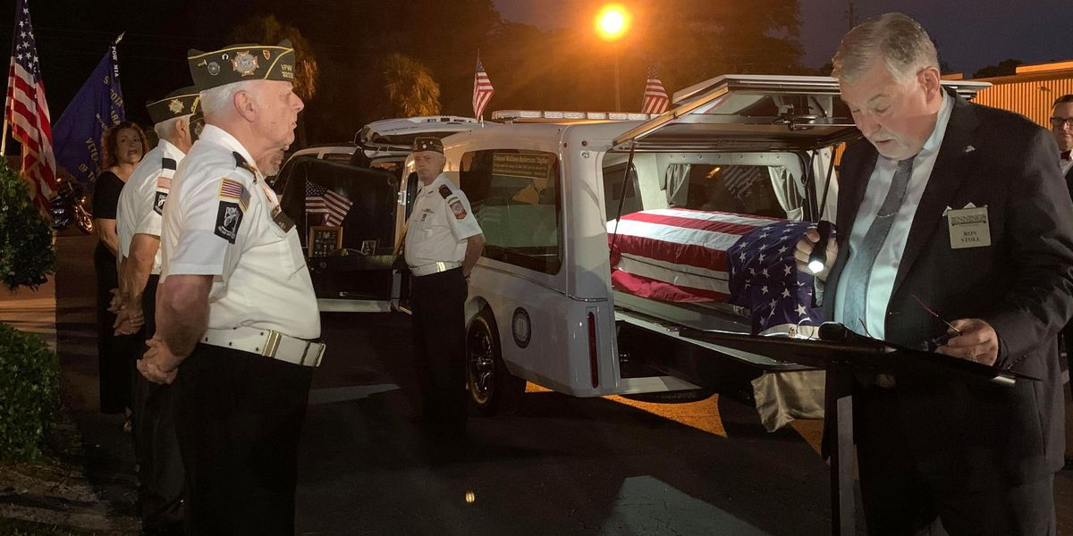 Veteran who died with no family in Florida will be returned to rest in his old Kentucky home