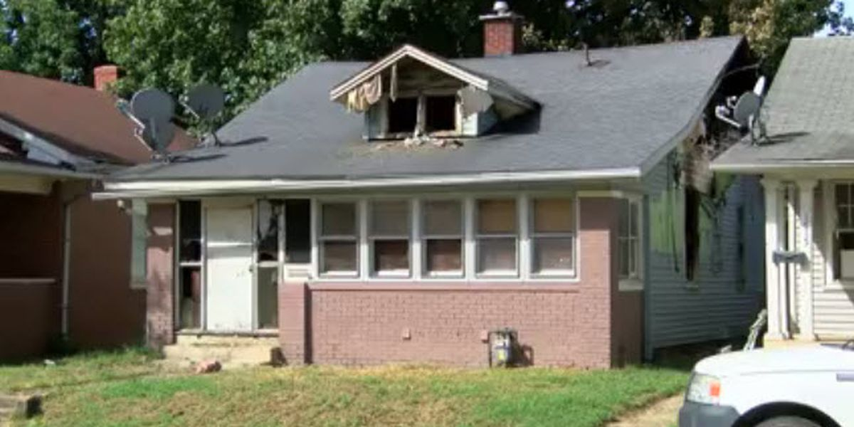Evansville home catches fire twice in 2 weeks