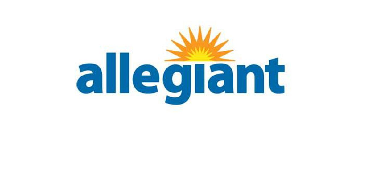 Allegiant Airlines To Offer Service From Louisville To 6