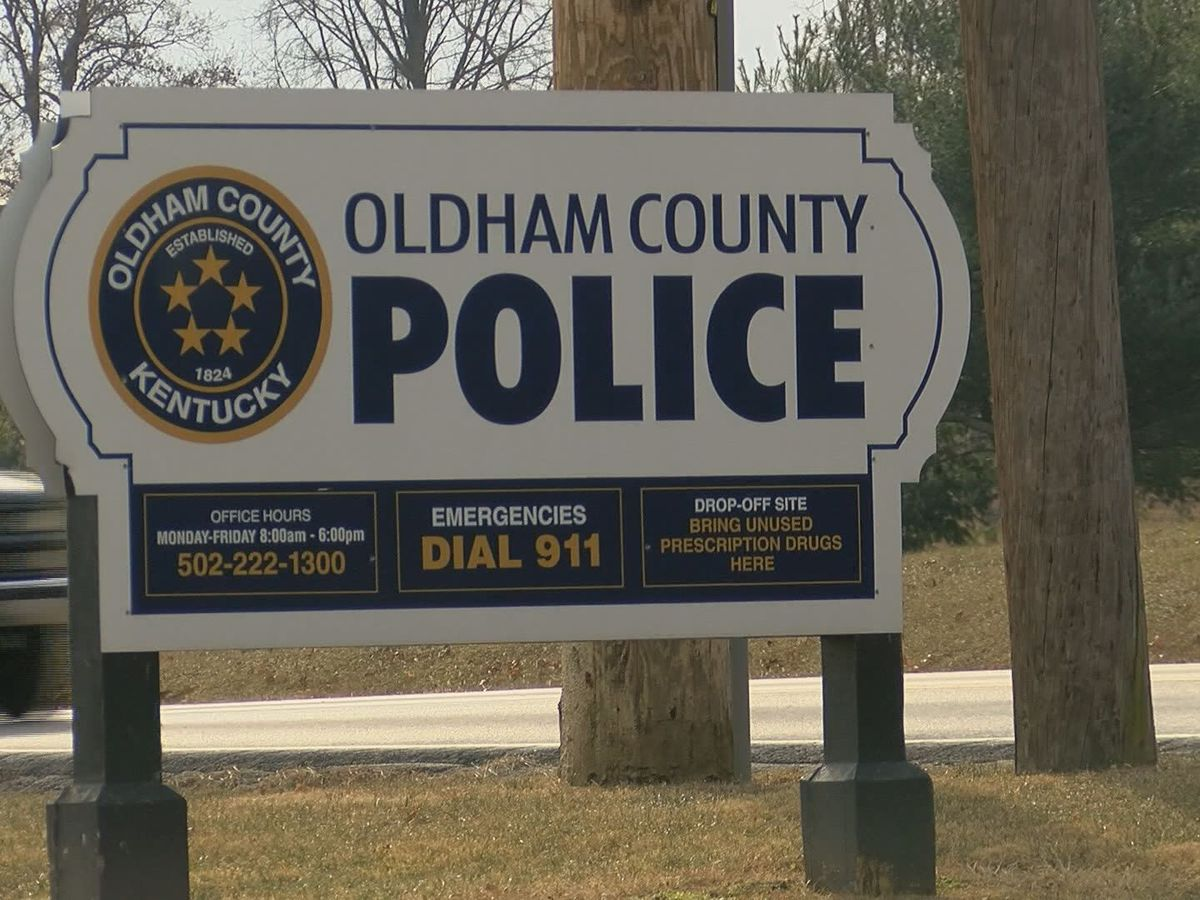 Former Oldham County officer sues department claiming age discrimination