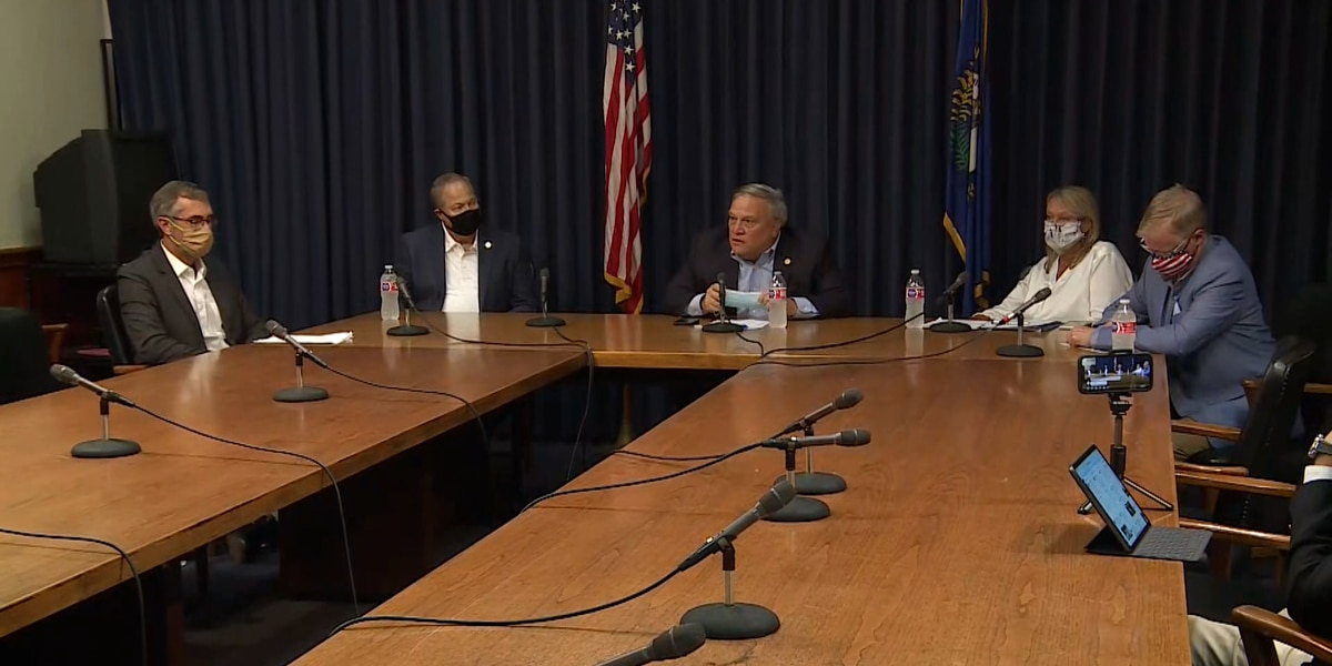 Ky. Senate majority leaders blast Fischer's response to COVID-19 and protests in Louisville