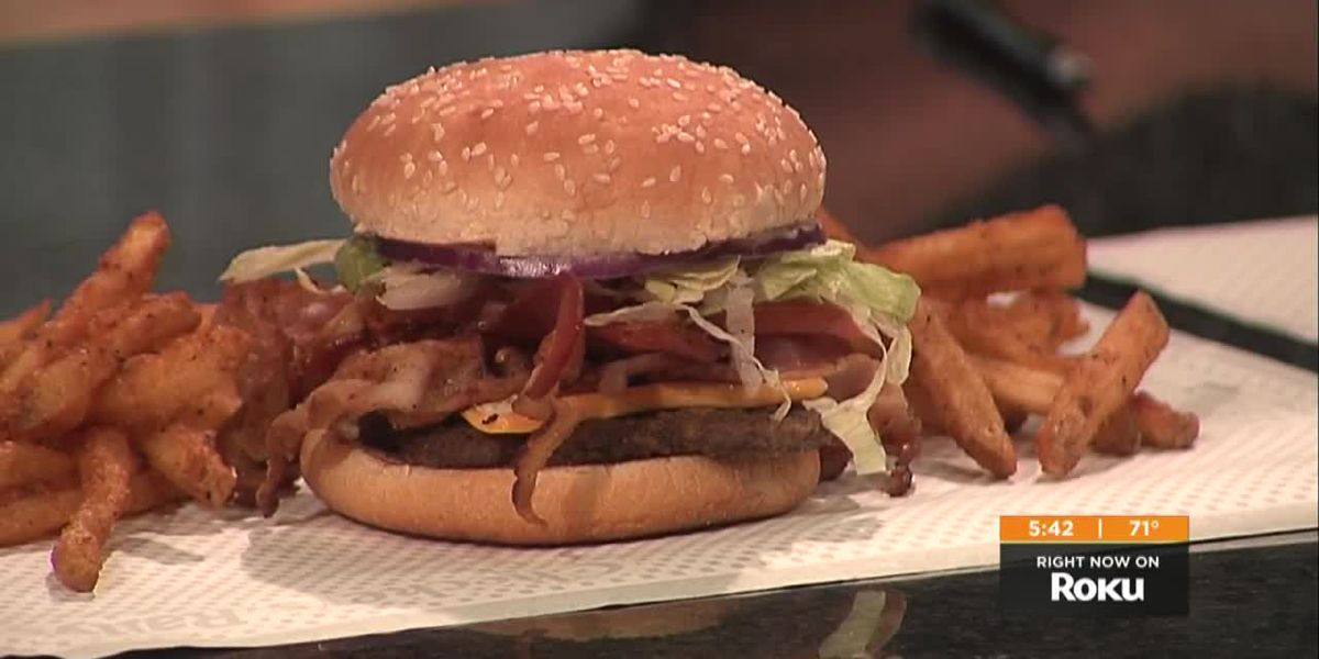 Rally's launches new Bacontastic Burger