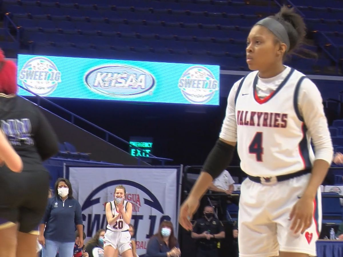 Sacred Heart advances to final four with 66-54 win over Bowling Green in Sweet 16