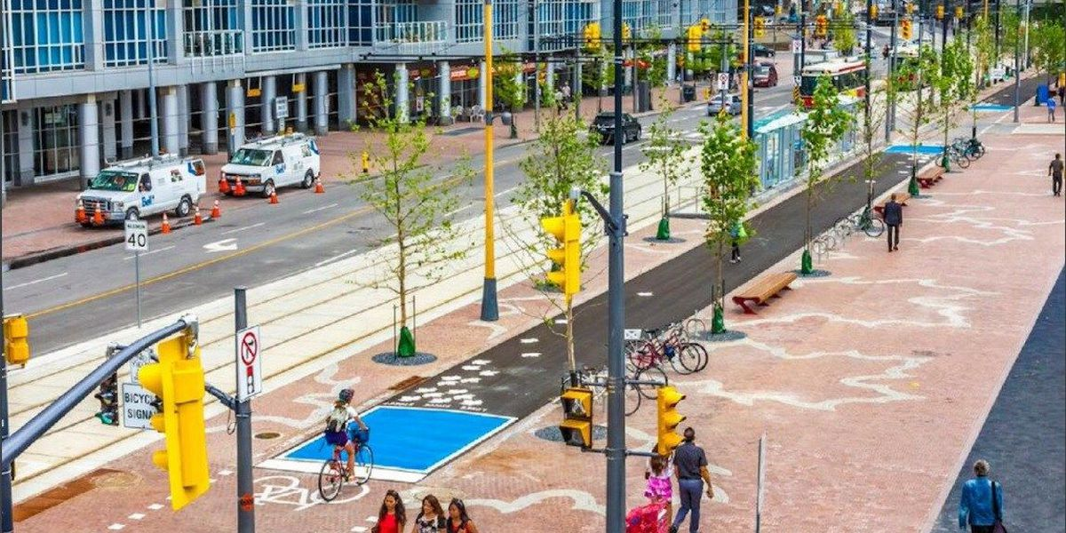 City unveils 'Reimagine 9th Street' plan that includes bike lanes, green space