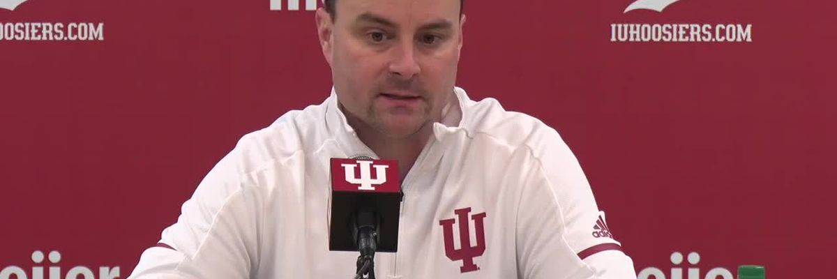 Indiana coach Archie Miller previews IU-UofL game