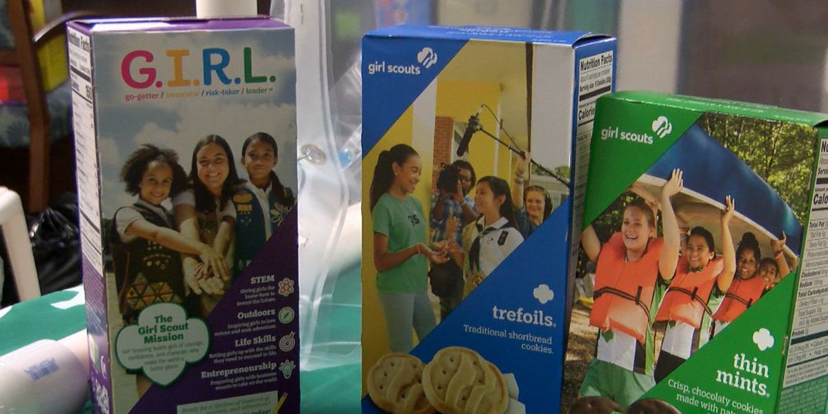 Girl Scout Cookies: Here's how to buy them this year