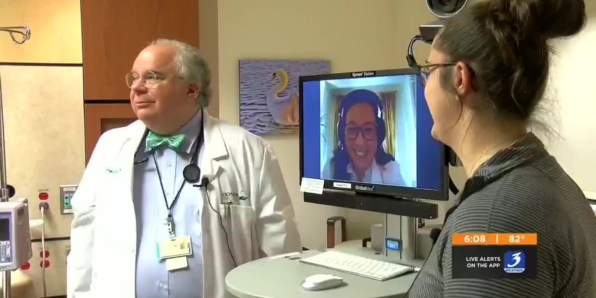 Telemedicine available at some JCPS schools