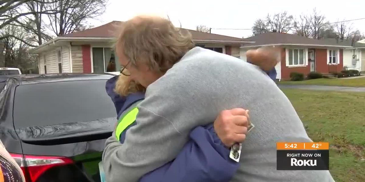 Pass the Cash: Veteran gets help to make a house a home