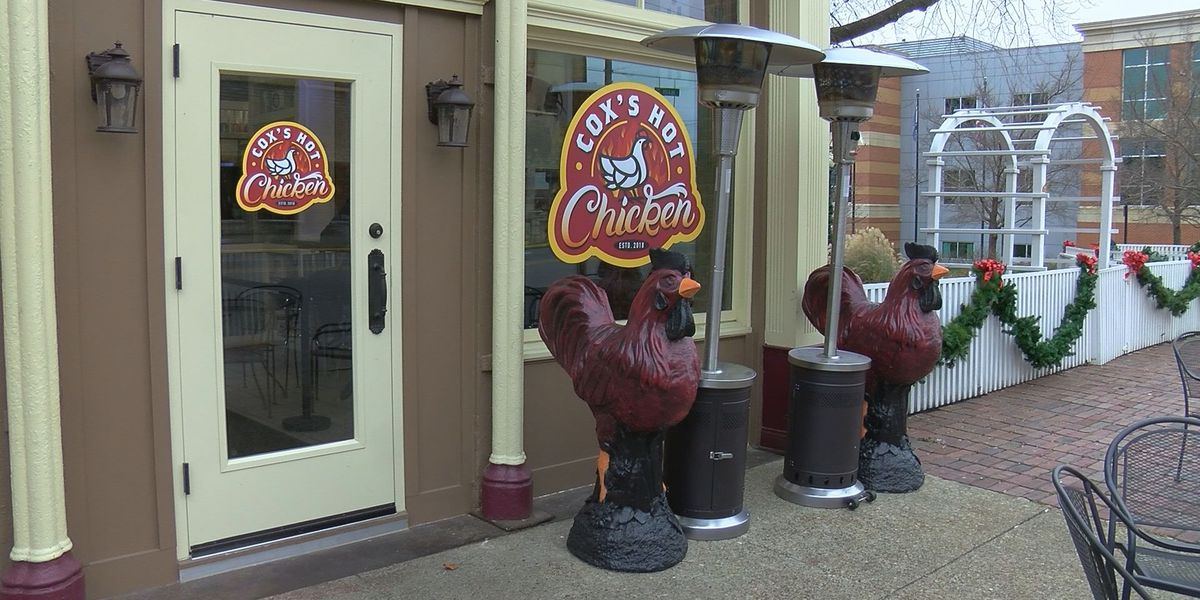 Cox's Hot Chicken is latest in economic boom for downtown New Albany