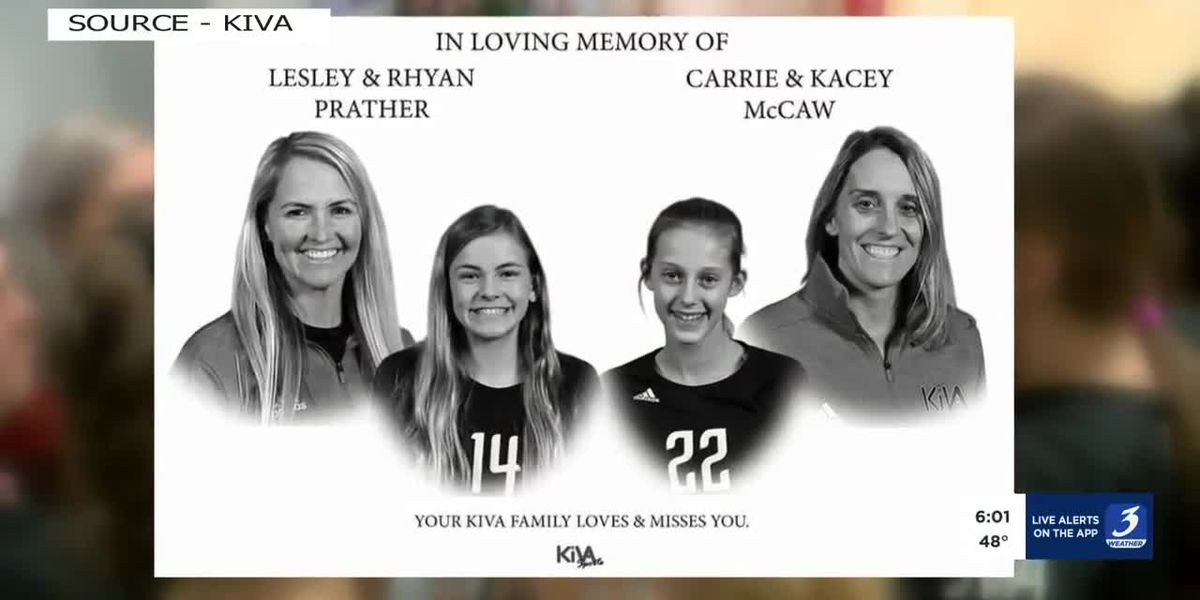 Victims of Missouri crash return to Louisville in late afternoon procession