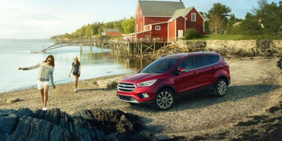 SLIDESHOW: Ford unveils 2017 Louisville-built Escape