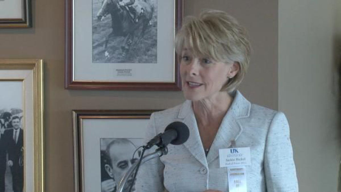 Jackie Hays joins Hall of Fame