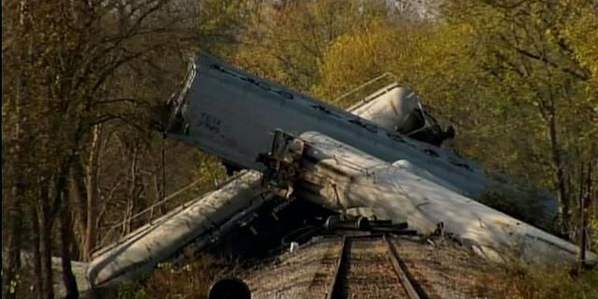 Workers injured following train derailment reach settlement