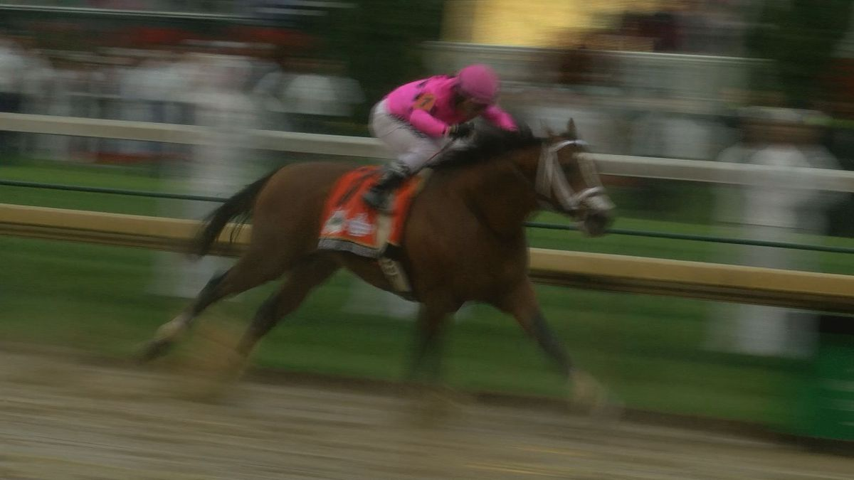 Maximum Security wins Cigar Mile; ,makes case to take the 3-year-old championship