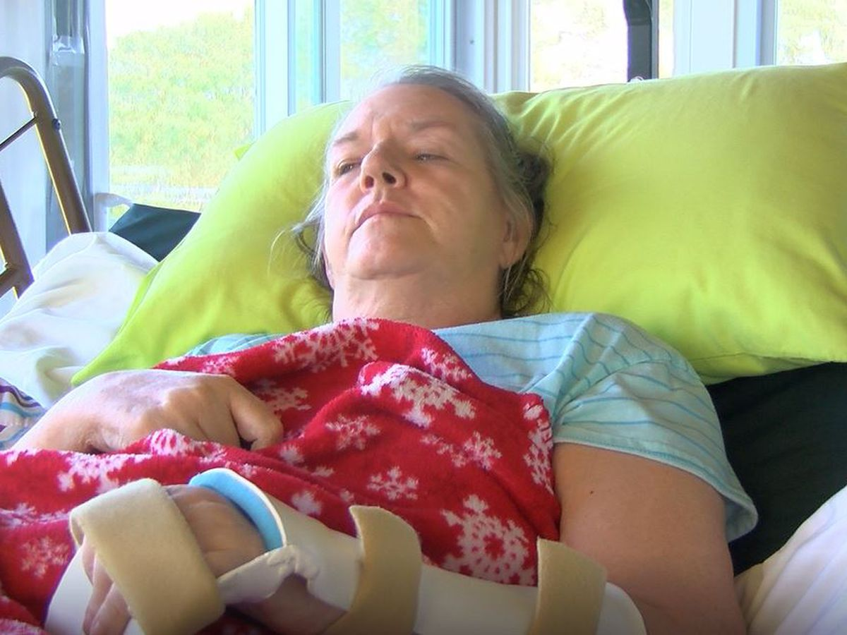 As number of uninsured rises, Henry County woman urges people to fight for their healthcare