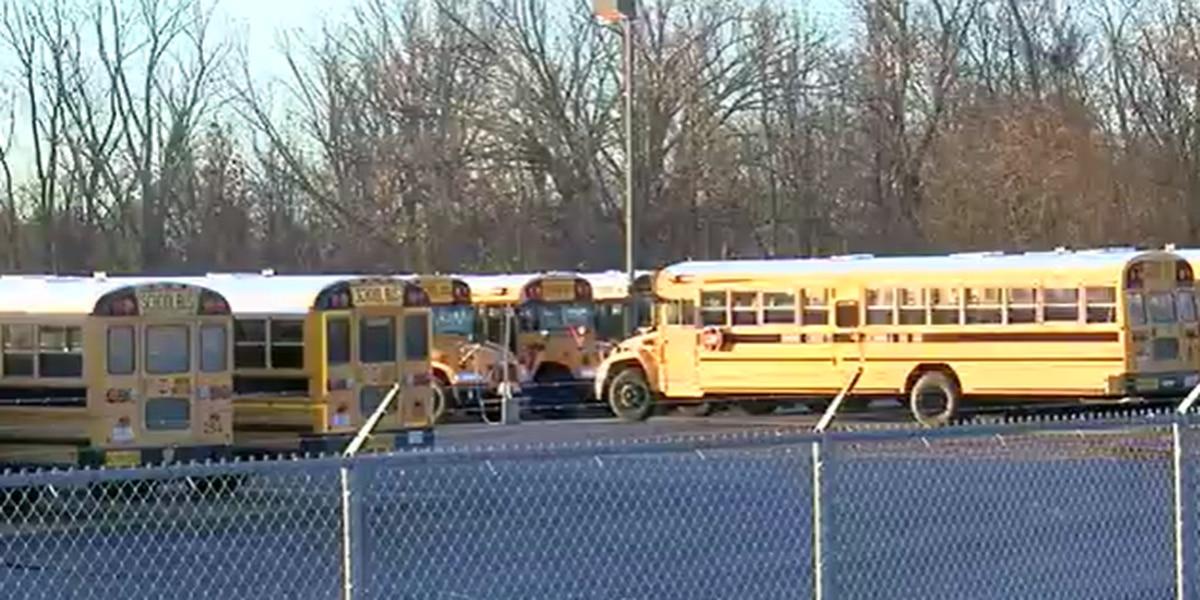 NKY mom upset 5-year-old daughter missed stop, woke up in bus lot
