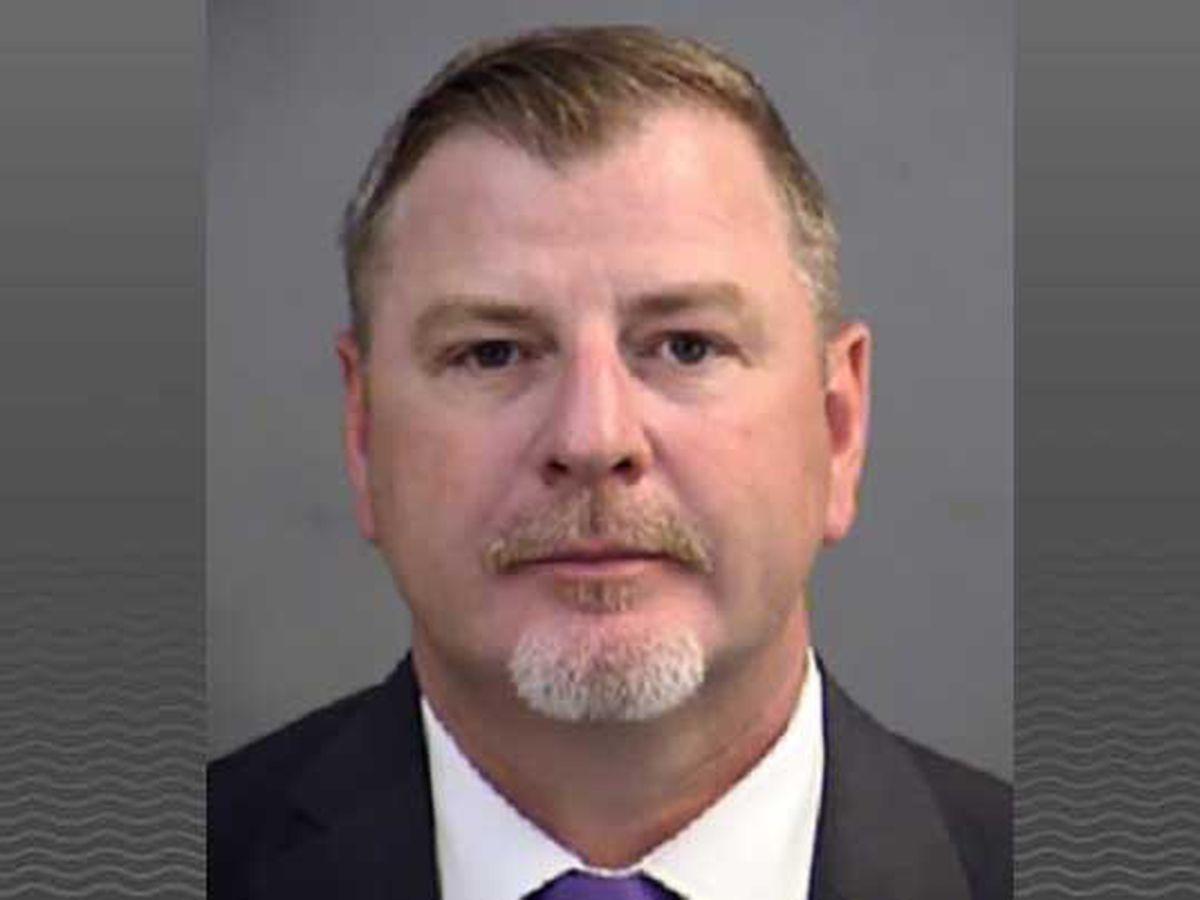 Clark County Judge Andrew Adams requests reinstatment
