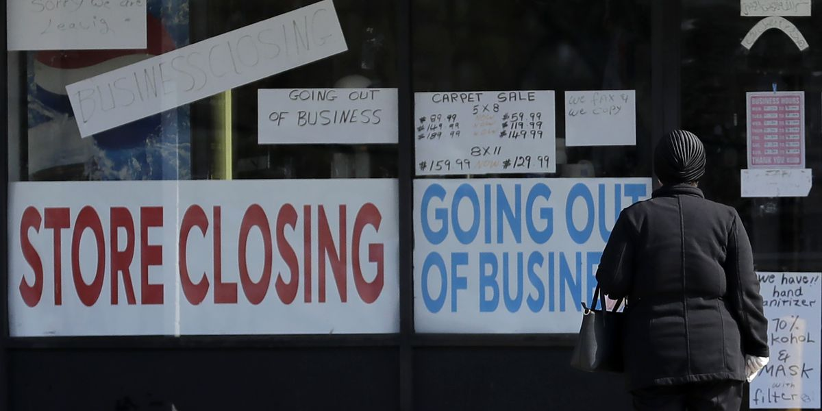 Nearly 39 million have lost jobs in US since virus took hold