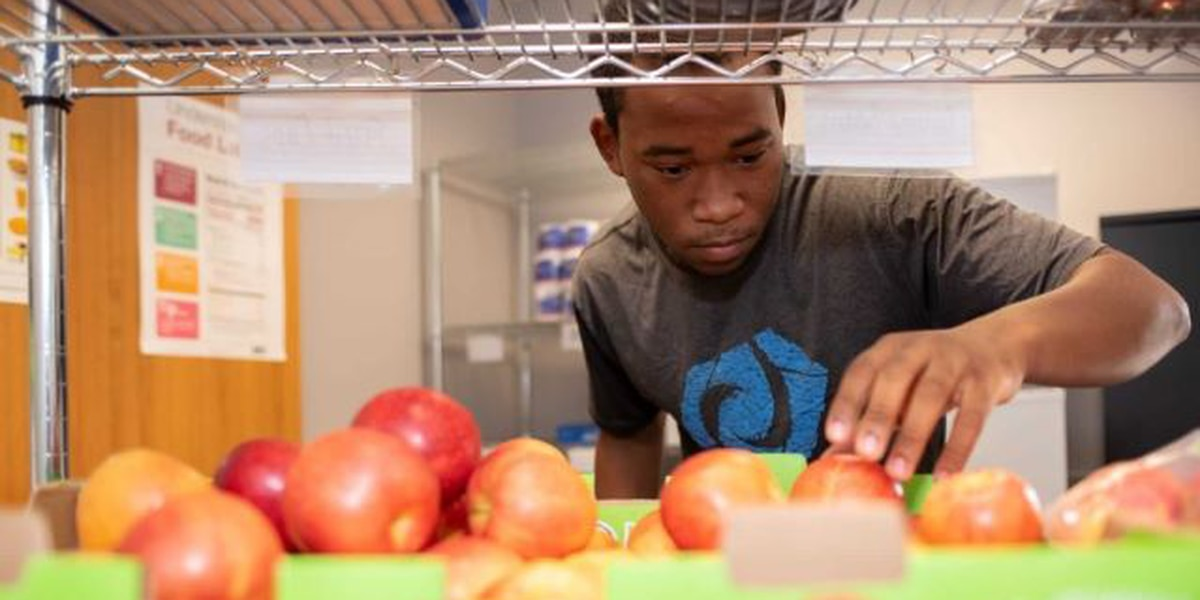 Dare to Care and UofL partner to combat food insecurity