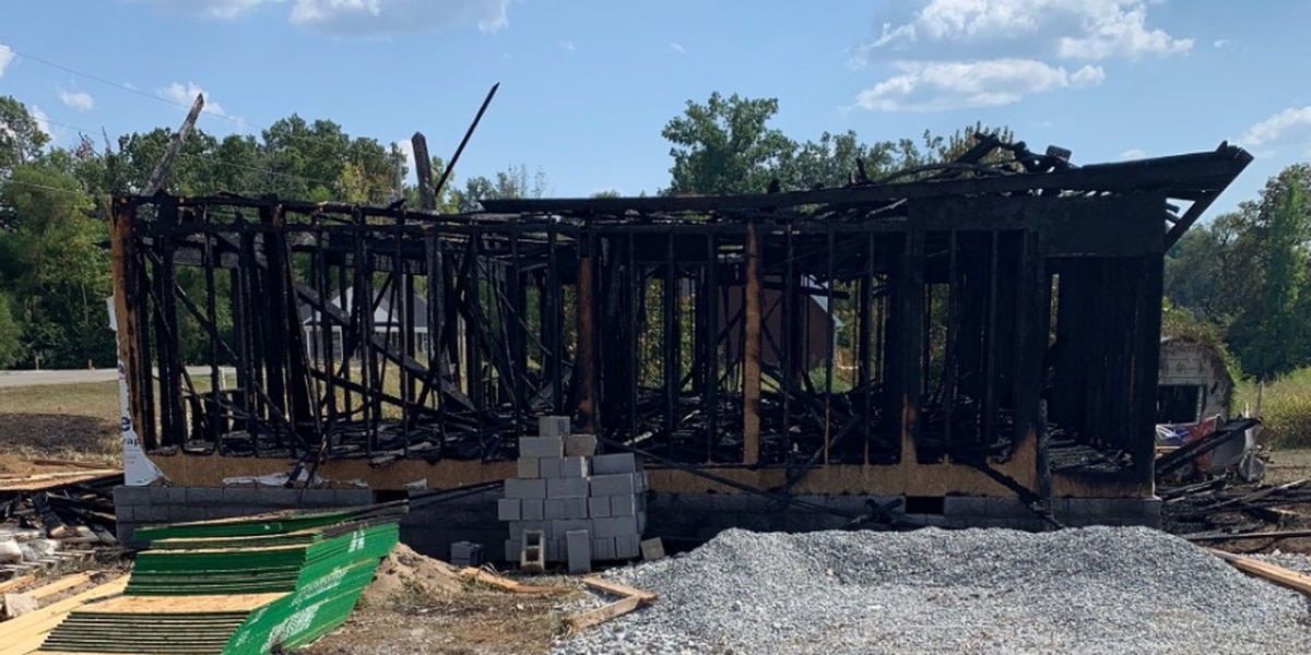 Bardstown FD open arson investigation after home built by Brooks Houck burns down