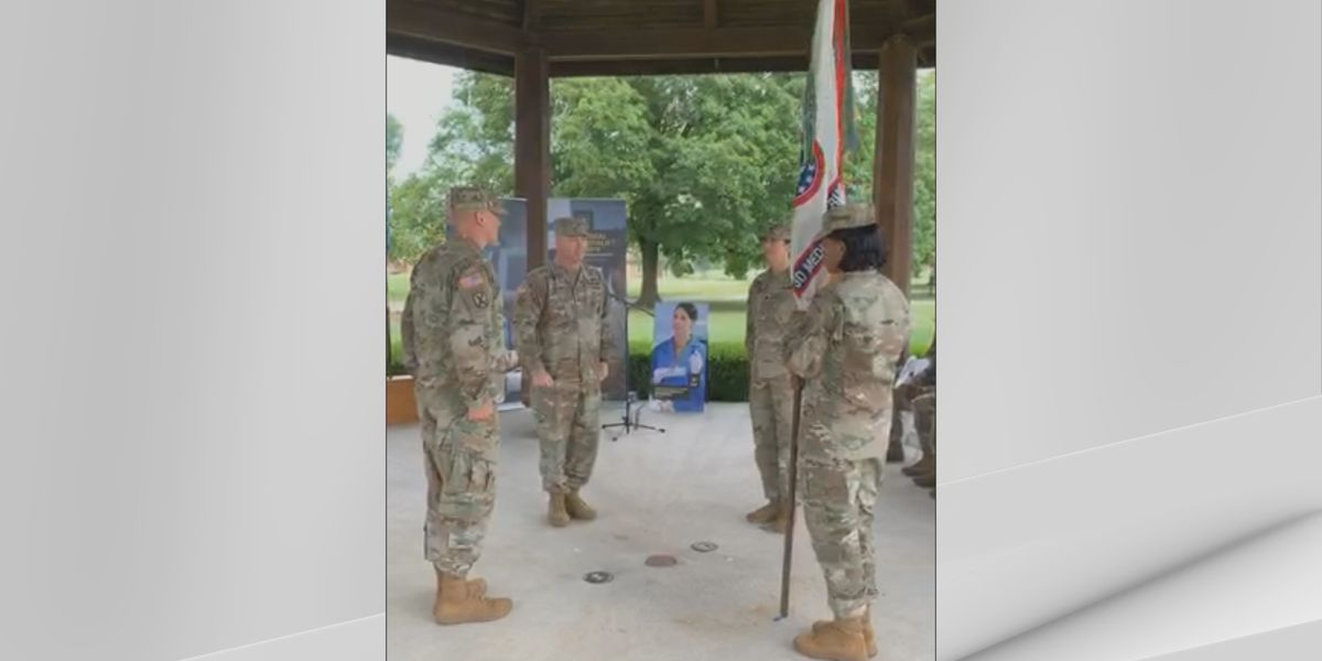 Fort Knox hosts virtual change of command ceremony