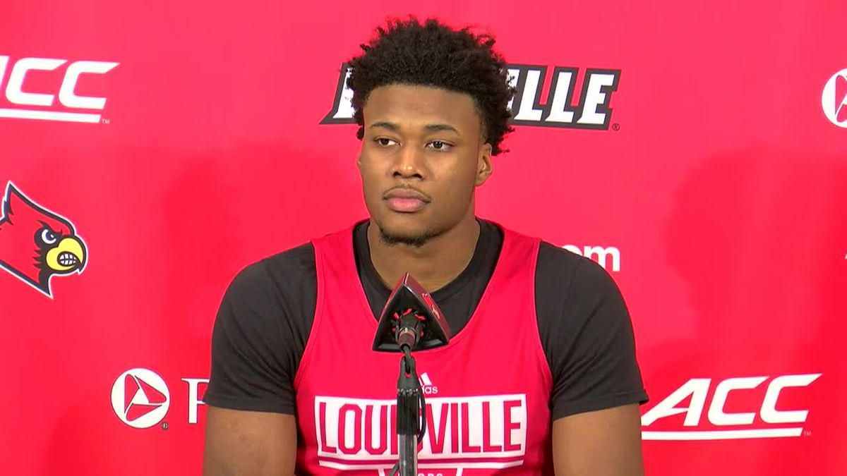 Fresh off UNC upset, Louisville prepares to host Boston College