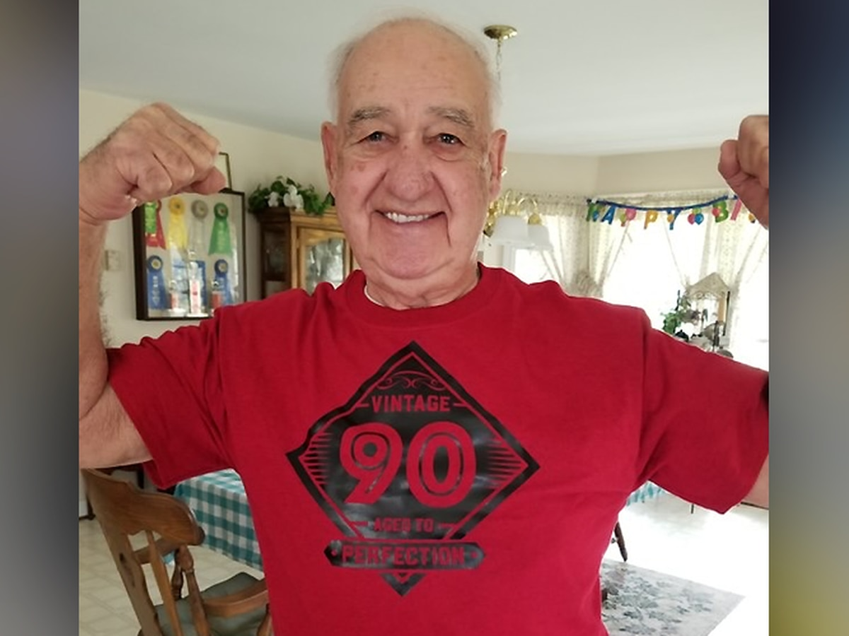 Retired Louisville Police officer of 40 years dies at age 90 of COVID-19