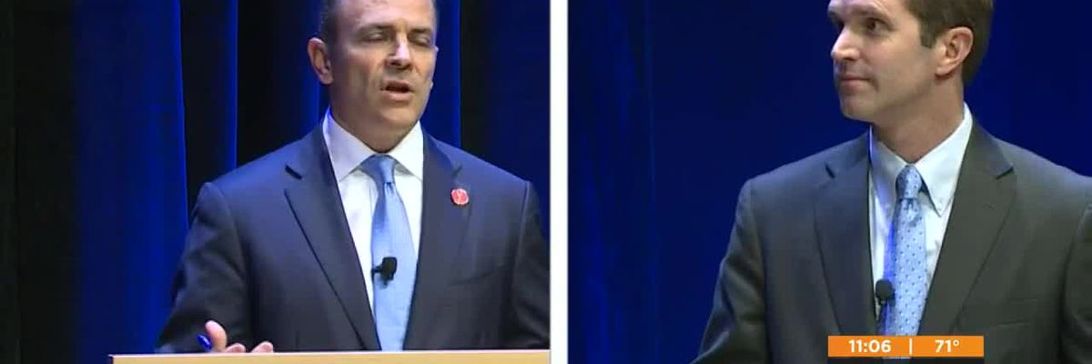 KY Governor Debate Reactions
