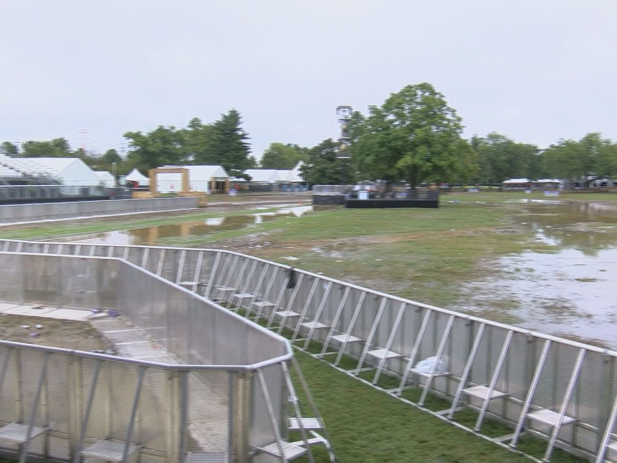 Louder Than Life festival canceled due to conditions at Champions Park