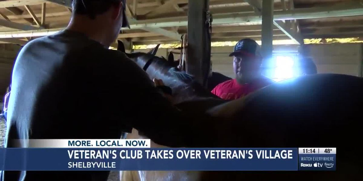 Veterans Club extends tiny home community project with ownership of Veterans Village