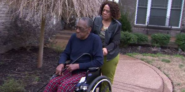 Veteran, wife claim TN homeowners association wouldn't let them