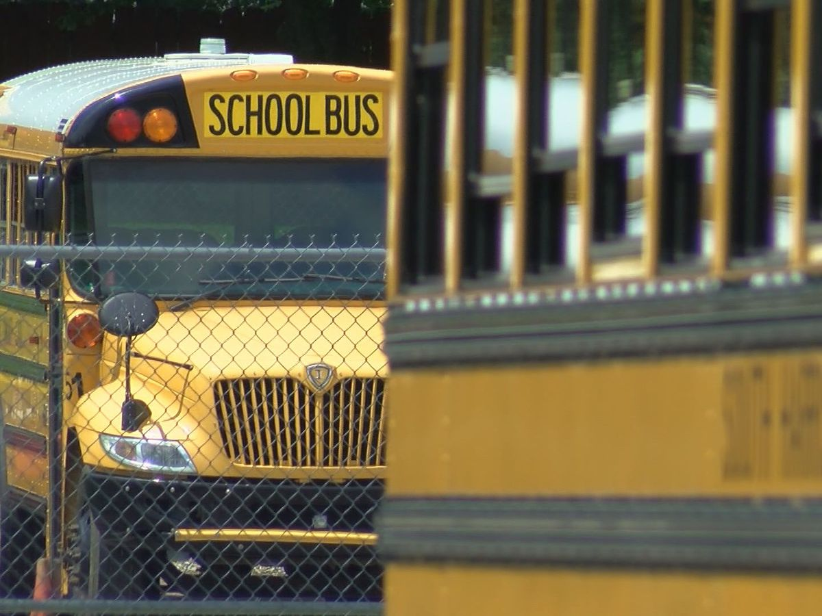Cameras on school buses able to catch drivers trying to illegally pass