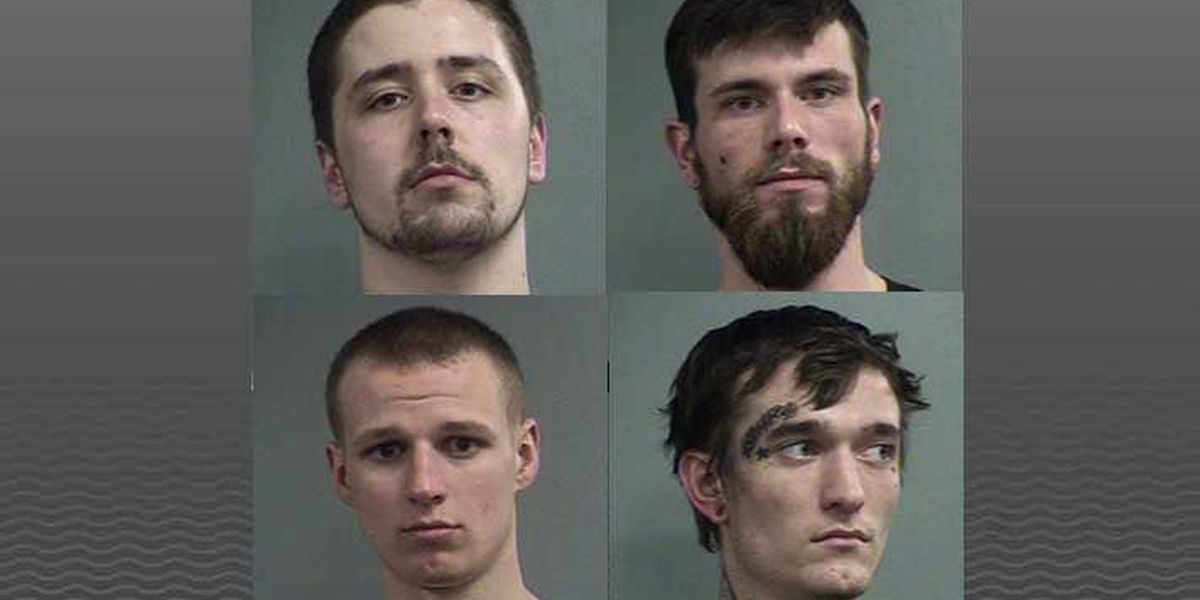 4 arrested after violent home invasion, robbery