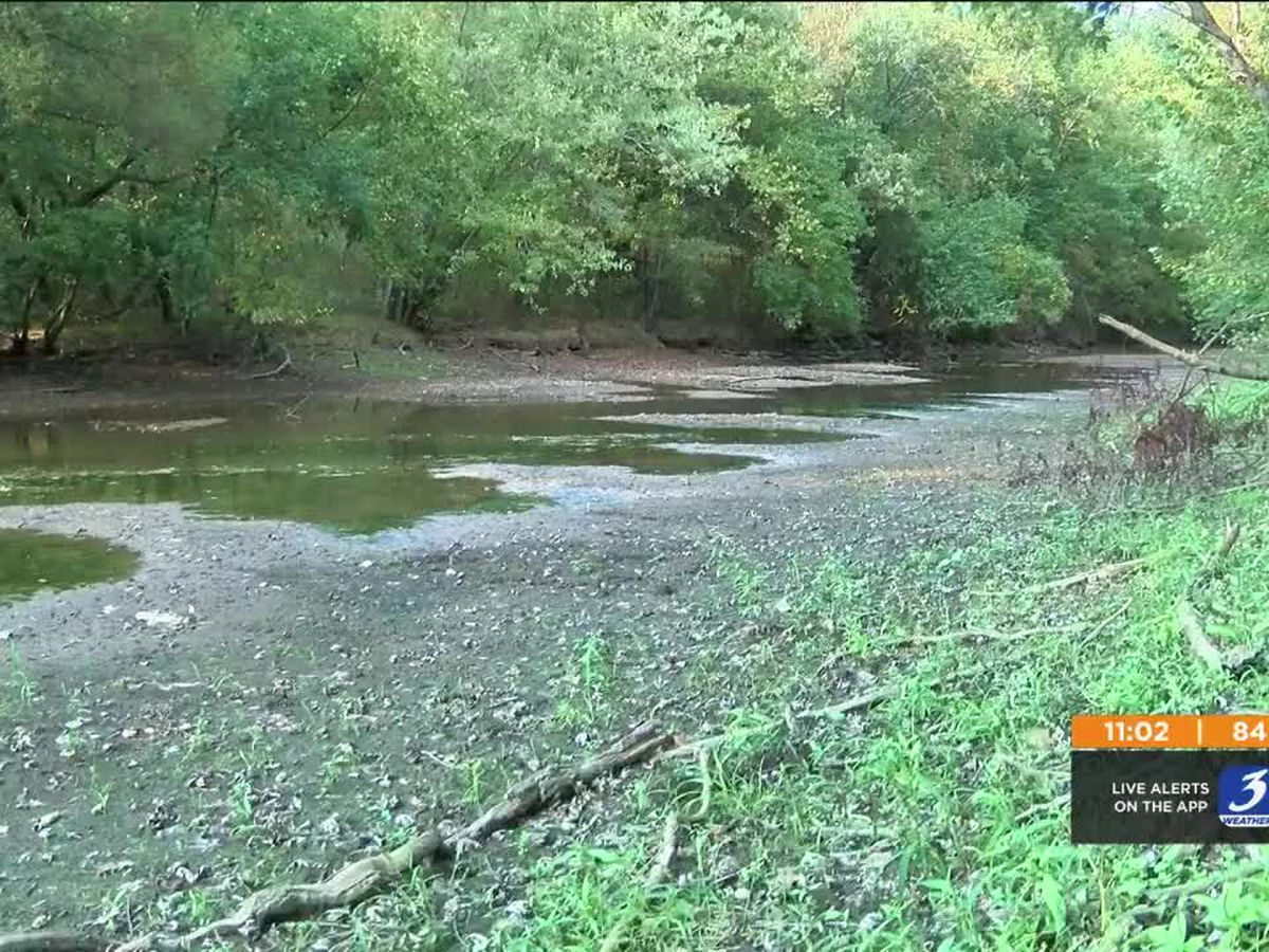 Drought exposing grime that's plagued Shelby Co neighbors for decades