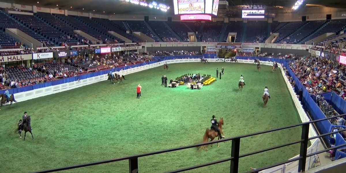 Trainers prepare for changes to World's Championship Horse Show