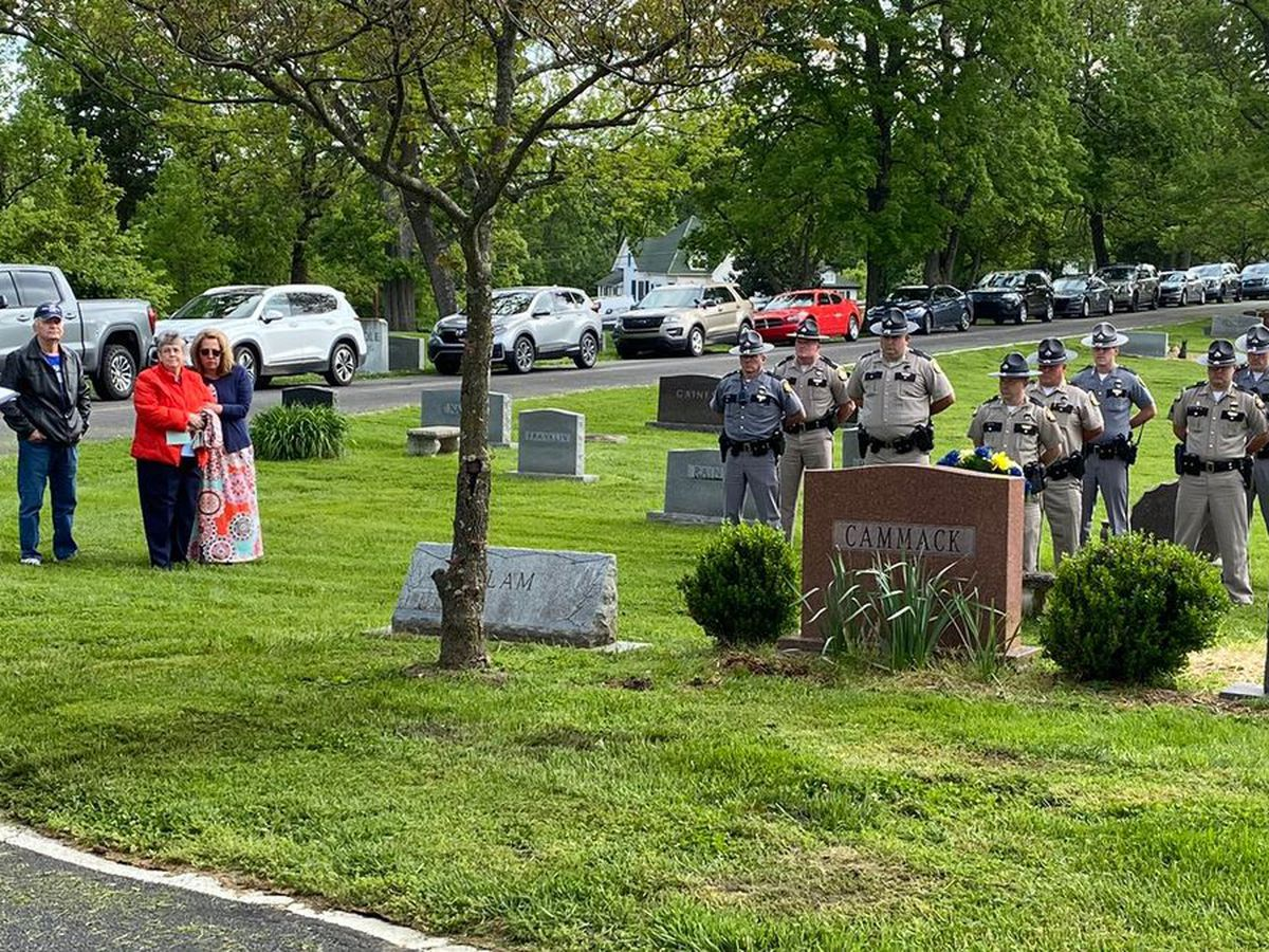 Kentucky State Police honors fallen troopers