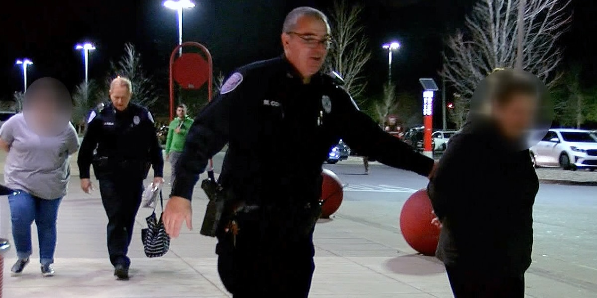 Image result for LMPD, St. Matthews police arrest dozens of shoplifters during holiday blitz