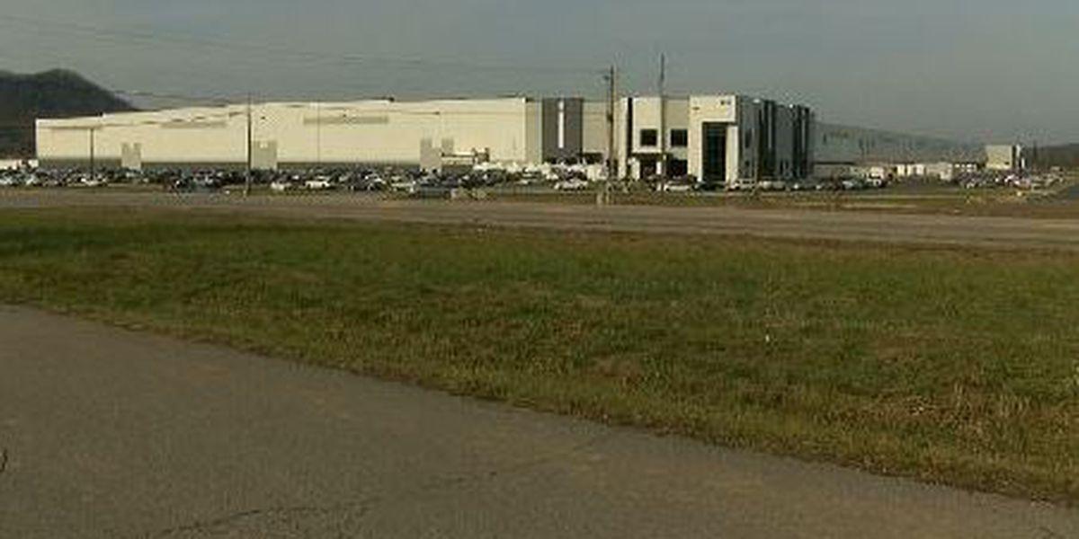 Massive COVID-19 warehouse hiding in plain sight in Bullitt County