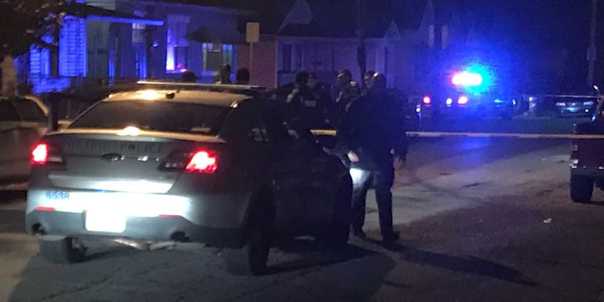1 shot in Russell neighborhood