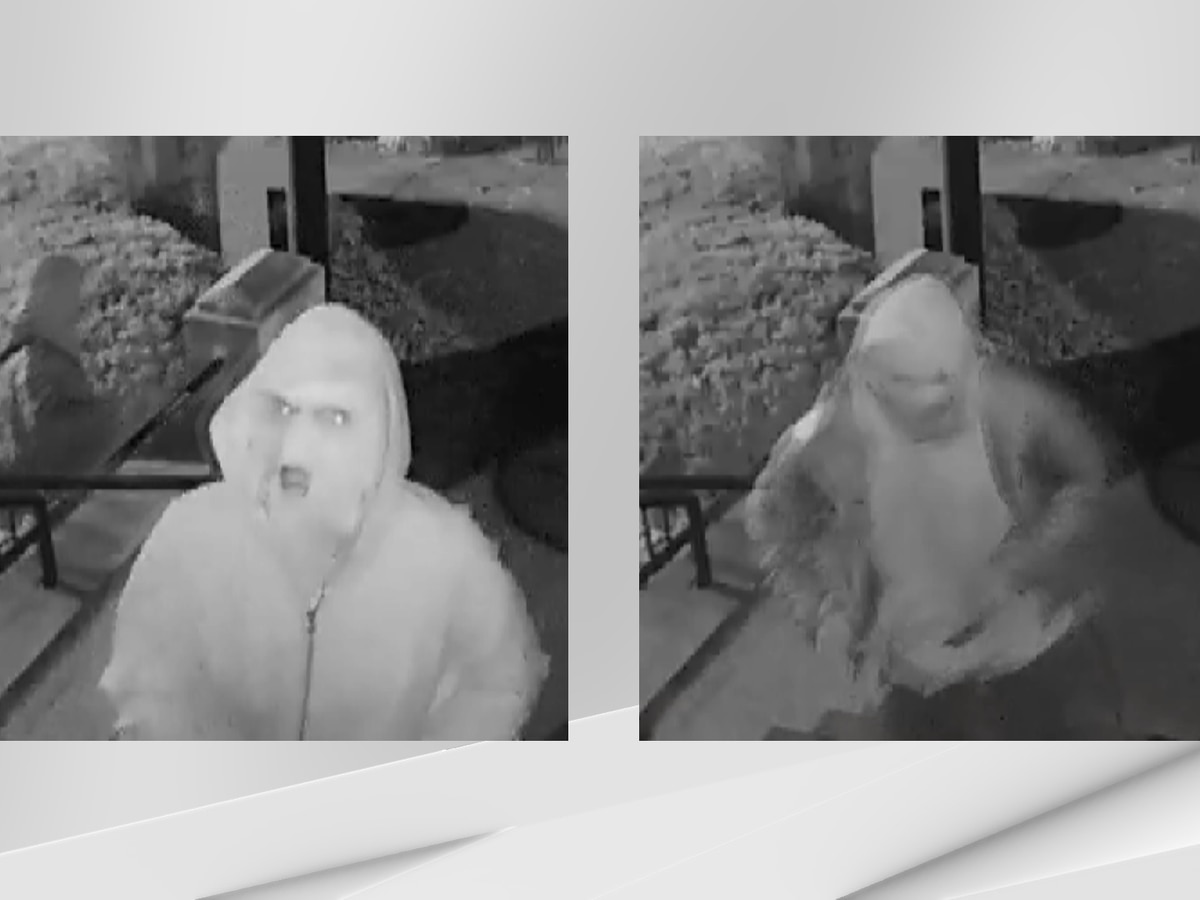 Louisville coffee shop looking for two attempted break-in suspects